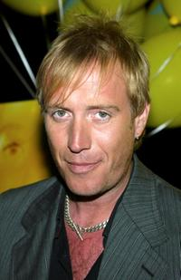 Rhys Ifans at the premiere of