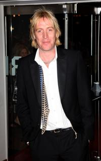 Rhys Ifans at the Times BFI 51st London Film Festival UK premiere of