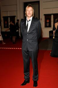 Rhys Ifans at the Orange British Academy Film Awards.