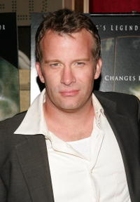 Actor Thomas Jane at the N.Y. premiere of