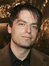 Justin Kirk at the premiere of