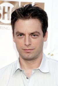 Justin Kirk at the Showtime's 30th Anniversary and Summer 2006 TCA party.