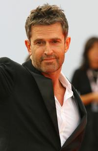 Rupert Everett at the 64th Annual Venice Film Festival the opening ceremony and the Premiere
