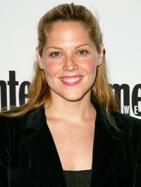 Mary McCormack at the Entertainment Weekly's First Ever Photo Issue Event.