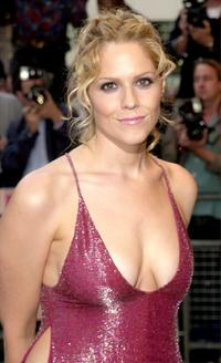 Mary McCormack at the London premiere of