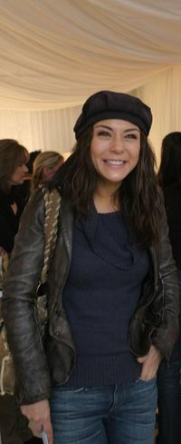 Marisol Nichols at the InStyle Golden Globe Suite.