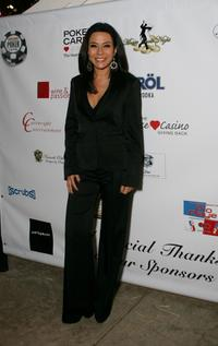 Marisol Nichols at the Monte Carlo Night benefiting Devonshire PALS.
