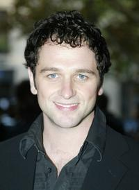 Matthew Rhys at the Toronto International Film Festival premiere screening of