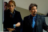 Leelee Sobieski and Al Pacino in
