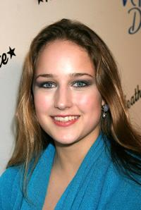 Leelee Sobieski at the Heatherette Holiday 2004.