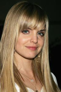 Mena Suvari at the after party following the premiere of