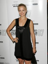 Mena Suvari at the midnight madness