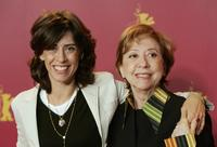 Fernanda Torres and Fernanda Montenegro at the photocall of