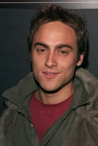 Stuart Townsend at the special screening of