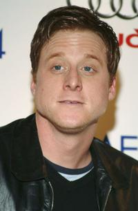 Alan Tudyk at the premiere of