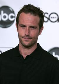 Michael Vartan at the ABC All Star Party.