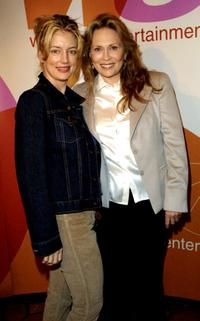 Cynthia M. Watros and Faye Dunaway at the premiere of
