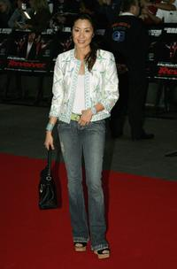 Michelle Yeo at the premiere of