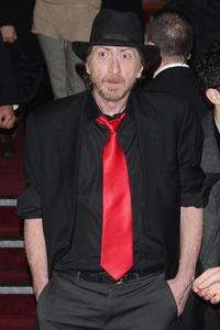 Frank Miller at the Paris premiere of