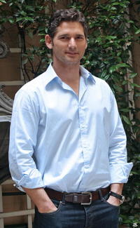 "Eric Bana at the ""Lucky You"" photocall in Rome, Italy."