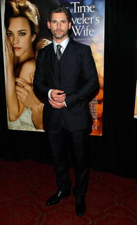Eric Bana at the New York premiere of