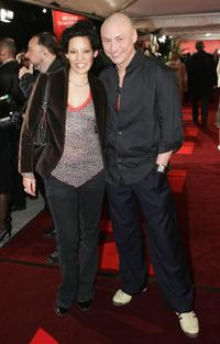 Yangzom Brauen and Werner Daehn at the German premiere of