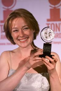 Jennifer Ehle at the Tony Awards 2000.