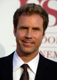 Will Ferrell at the 75th Celebration for The USC School Of Cinema-Television.