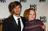 Peter Krause and Lauren Ambrose at the 3rd annual ACE Eddie Awards.