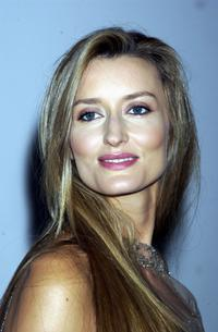 Natascha McElhone at the California Dreaming charity party.