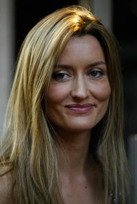 Natascha McElhone at the premiere of the