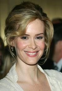 Sarah Paulson at the NBC Primetime Preview 2006-2007.