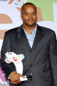Donald Faison at the First-Ever BET Comedy Awards.