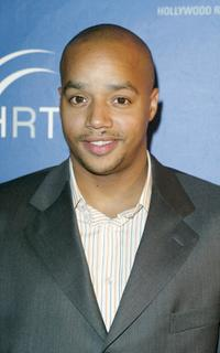 Donald Faison at the Hollywood Radio and Television Society's 1st Annual Roast Honoring Jeff Zucker.