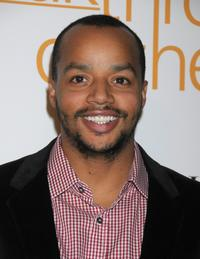 Donald Faison at the 7th Annual Breakthrough Of The Year Awards.