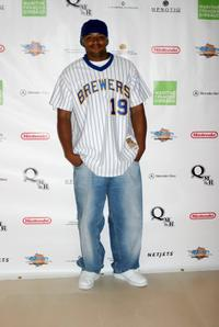 Donald Faison at the NSYNC's Challenge for the Children V - Tip Off Party.