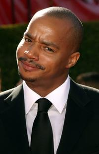 Donald Faison at the 58th Annual Primetime Emmy Awards.