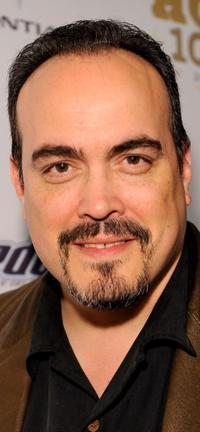 David Zayas at the Maxims 2008 Hot 100 Party.