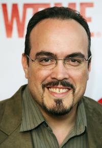 David Zayas at the premiere of