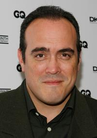 David Zayas at the LAByrinth Theater Companys 5th annual Celebrity Charades.