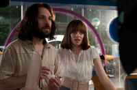 Paul Rudd as Ned and Elizabeth Banks as Miranda in