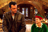 Vince Vaughn and John Michael Higgins in
