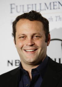 Vince Vaughn at the Fullfillment Fund's Annual Stars Gala in Beverly Hills.