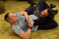 Jon Favreau as Denver and Vince Vaughn as Brad in
