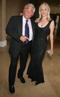 Peter Falk and wife Shera Danese at the 33rd Annual Vision Awards.