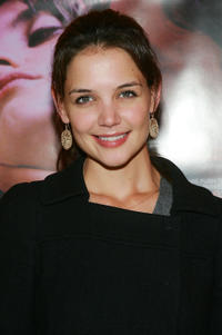 Katie Holmes at the premiere screening of
