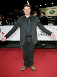 Sergi Lopez at the 20th European Film Awards.