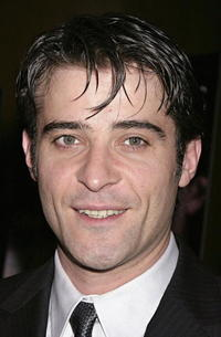 Goran Visnjic at the premiere of