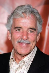 Dennis Farina at the NBC TCA all - star party.