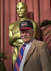 Richard Farnsworth at the The Academy Of Motion Picture Arts And Sciences Nominees Luncheon.